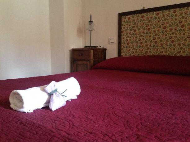 Appartamenti per weekend romantici a Fontecchio