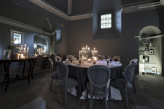 Suite e Ristorante in Romantico Castello Umbria