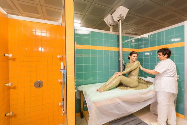 Vasca Kneipp in Hotel a Tivoli nel Lazio