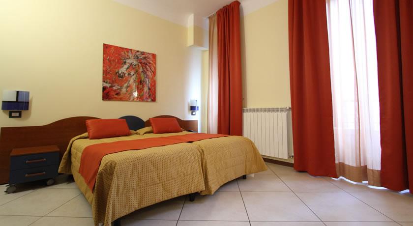 Camera doppia hotel a Milano in zona centrale