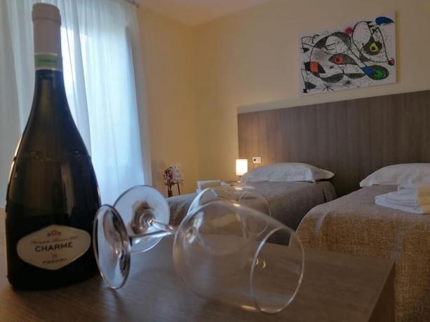 Vacanza romantica centro Palermo hotel 4 stelle