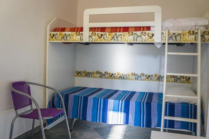 Appartamenti e camere Parco Circeo, 'Family' zona mare.