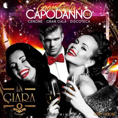 Taormina 31 Dicembre Capodanno 2017 in Sicilia Discoteca LA Giara Giardini Naxos Taormina