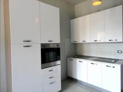 Cucina moderna Appartamento Inverno