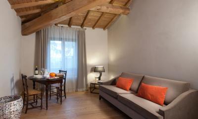 Suite Deluxde con terrazza
