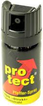 Normativa spray al peperoncino