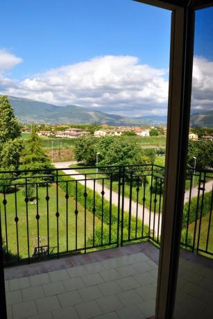 Camere con balcone, animali ammessi, vista-Assisi