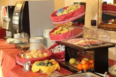 Colazione a Buffet dolce e salata