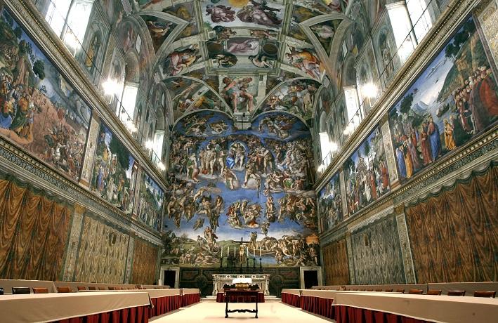 B&B a Roma per visitare la Cappella Sisitina