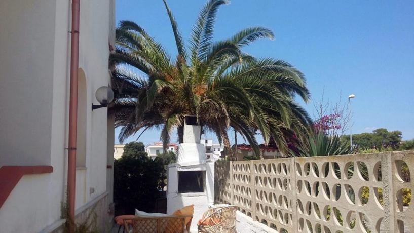 Villa Vacanze per 10 persone sul Gargano