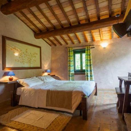 Camera Casale nel Bosco Assisi
