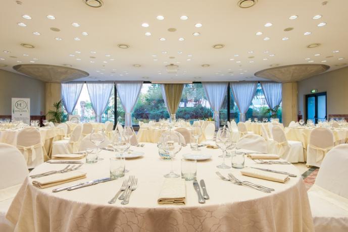 Camere vicino centro Rende, hotel ristorante 4 stelle