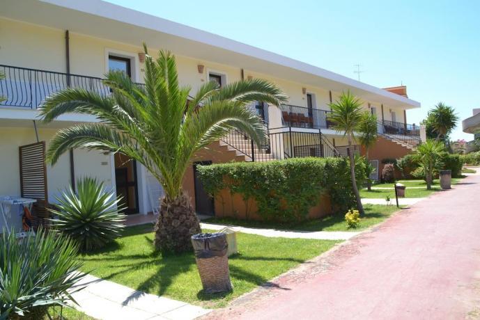 Camere hotel con balcone vista mare