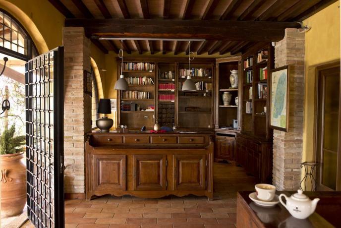 Agriturismo con Centro benessere convenzionato in Umbria