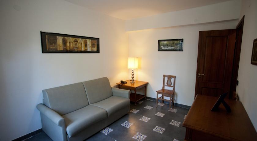 Romantici appartamentini con tutti i comfort
