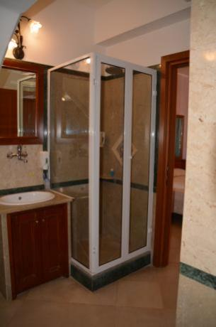bagno in camera hotel low cost