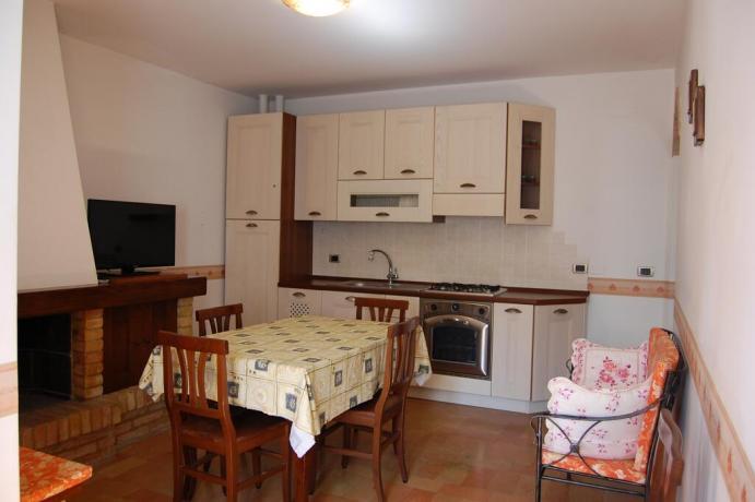 Appartamento vacanze con cucina e soggiorno Appignano