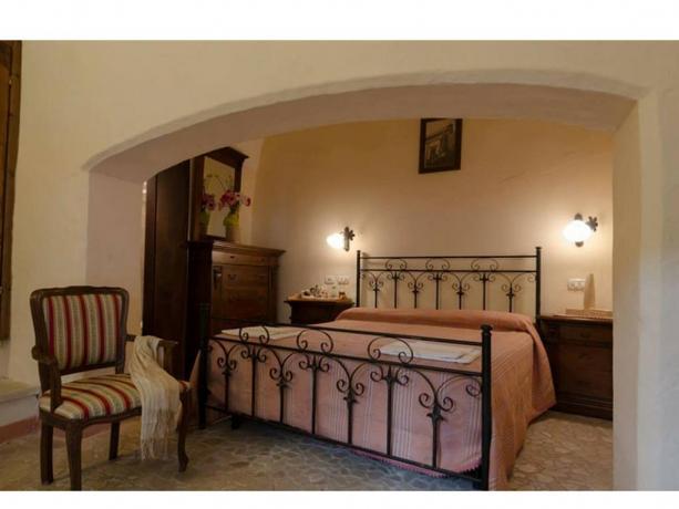 camere con bagno e aria condizionata in Salento