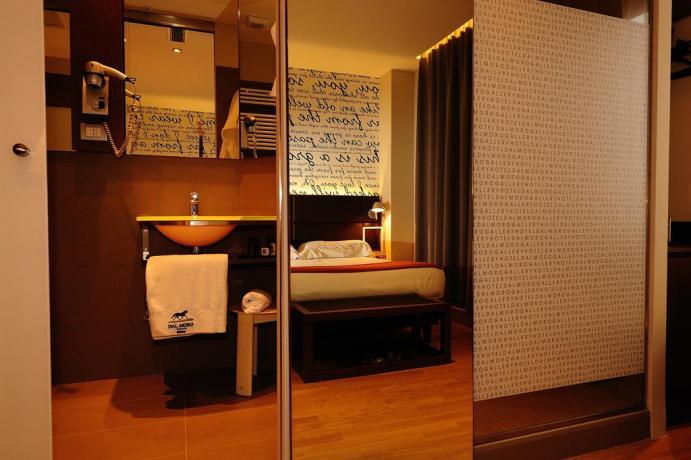 Camera con Bagno Privato in Hotel SPA
