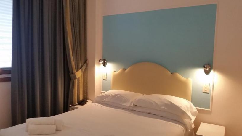 Hotel a Roma con camere romantiche