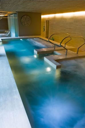 Vasca Relax Terme Chianciano trattamenti BB HB FB
