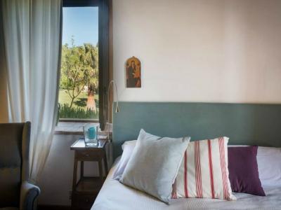 Camera Matrimoniale ideale Vacanze Valledolmo Masseria4Stelle