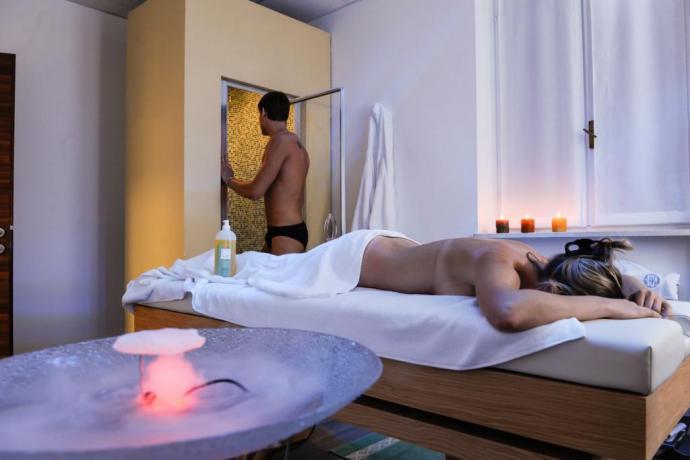 Centro massaggi hotel3stelle Trento-Lavarone