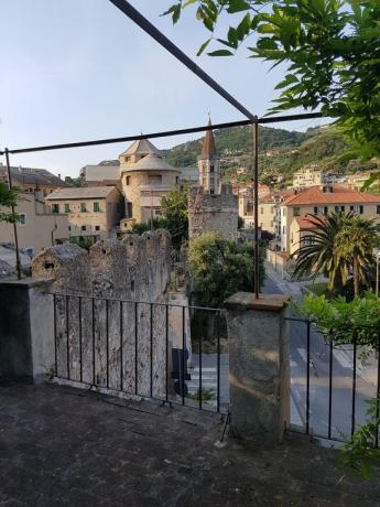 Vista Suggestiva Dalla Torretta