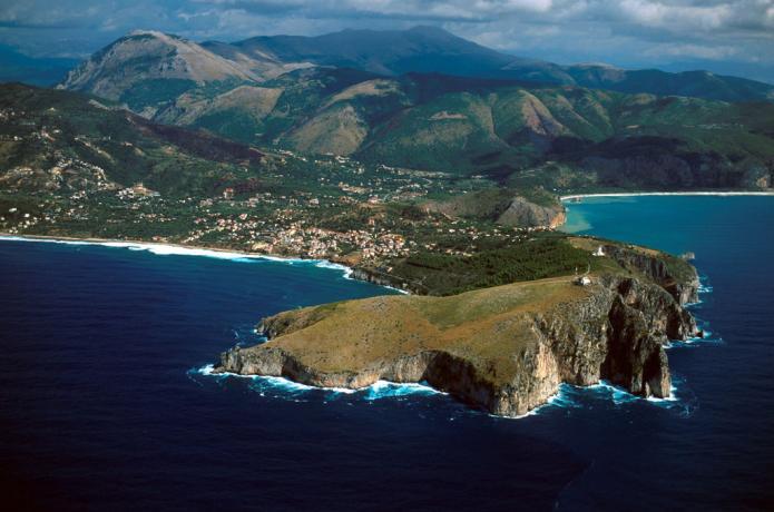 Residence ideale escursioni Capo Palinuro