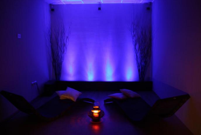 Sala polisensoriale super Relax per la Coppia