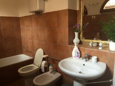 Affittacamere bagno in comune a Spello