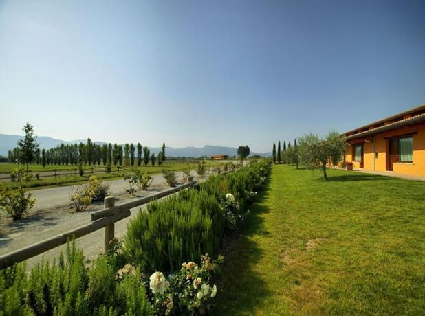 Resort con maneggio a Spoleto