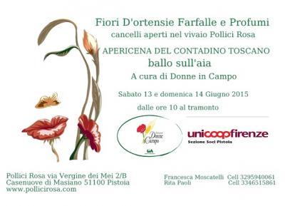 Pistoia - 13/14/06 - FIORI D'ORTENSIA FARFALLE E PROFUMI