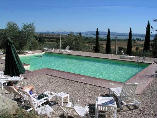 Agriturismo con piscina coperta residenza del benessere lago trasimeno piscina coperta riscaldata - Agriturismo toscana con piscina coperta ...