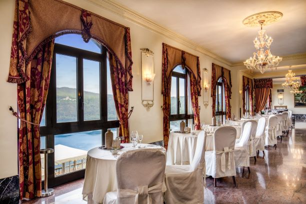 Sala Cerimonie dell'hotel nel Lazio