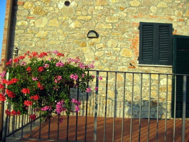 Ingresso Residence Il Palazzo di San Fatucchio