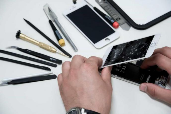 Sostituzione Schermo Iphone 6 7 8 X