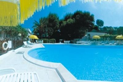 Hotel con piscina e ristorante, Numana - Marche
