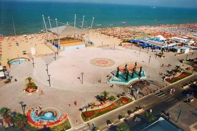 Low Cost Accommodation in the Center of Riccione