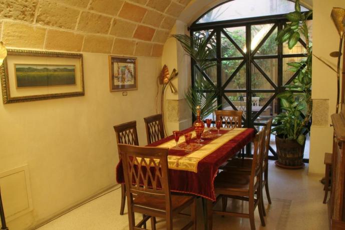 Appartamenti in Puglia con ampi saloni