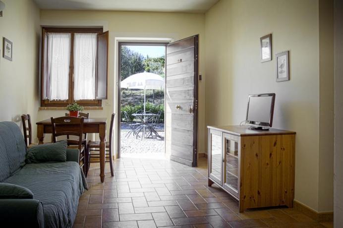 Appartamento vacanza Country House Canalicchio, Centro benessere