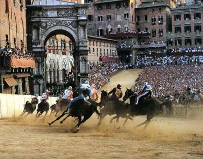 Cultural and Artistic Events in Siena, Tuscany