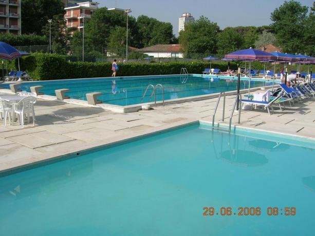Hotel Milano Marittima con piscine per ospiti
