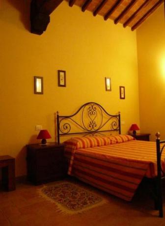 Appartamento Acacia camera matrimoniale
