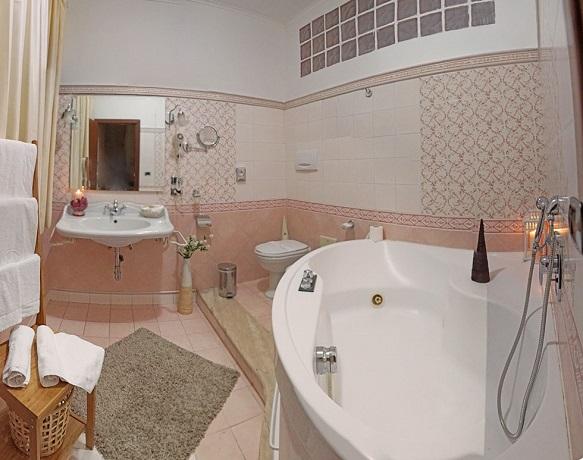 Suite con Vasca Idromassaggio Jacuzzi