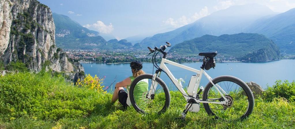 Passeggiate in bicicletta sul Garda