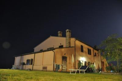 Agriturismo nel verde in Umbriaù