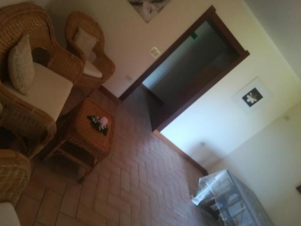 Ingresso appartamenti country house assisi