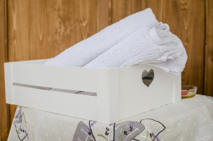 Set asciugamani casa vacanze vicino Orte