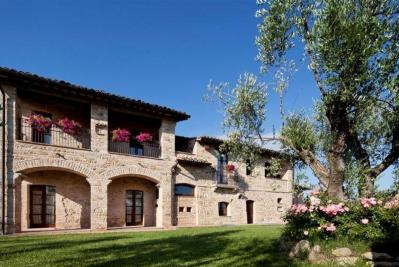 Villa immersa nel verde in Umbria